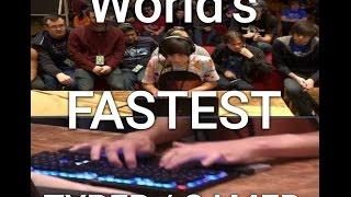 Download World's fastest gamer / typer StepMania on Speed Demos Archive Video