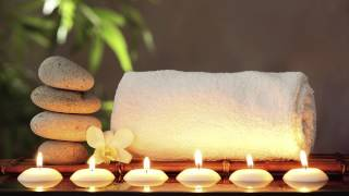 Download 3 HOURS Relaxing Music ″Evening Meditation″ Background for Yoga, Massage, Spa Video