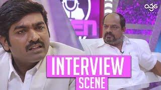 Download Kavan - Interview Scene | Vijay Sethupathi, T Rajhendherr, Madonna Sebastian | K V Anand Video