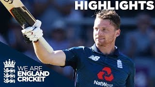 Download Great Drama As Buttler Ton Seals Historic Whitewash | England v Australia 5th ODI 2018 - Highlights Video