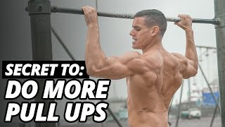 Download Why You Can't Do 10 Pull Ups (SIMPLE FIX!) | Brendan Meyers Video