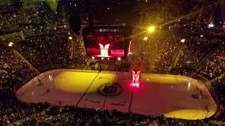 Download A Super Cool Pregame intro Vegas Golden Knights vs. Buffalo Sabres 2018 Season Video