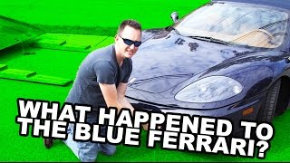 Download What Happened To The Blue Ferrari? Video