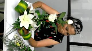 Download Arreglo floral para boda Video