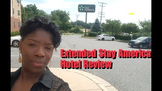 Download My review of a low rated hotel- Extended Stay America. Video