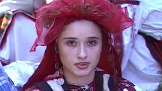 Download Festival of folklore in Koprivshtitsa Video