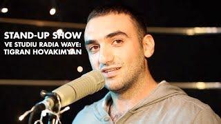 Download Tigran Hovakimyan: Pražáci si uměj jít za svym (Stand-up ve studiu Radia Wave) Video