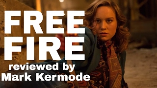 Download Free Fire reviewed by Mark Kermode Video