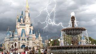 Download Tornado Warning at Walt Disney World! 🌪 - Orlando, Florida (3.20.2018) Video