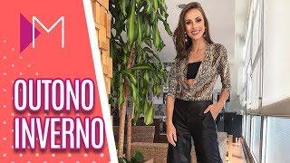 Download Estampas do Outono/Inverno 2019 - Mulheres (19/02/19) Video