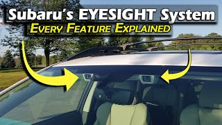 Download Subaru Eyesight Review: Every Feature Explained Video
