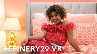 Download Influencer Color Me Courtney's Apartment Tour In VR 360   Refinery29 Video
