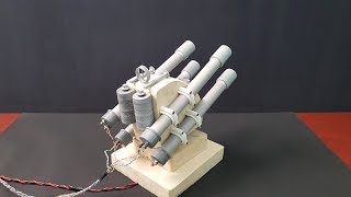 Download How to make an Anti Aircraft Missile Launcher Video