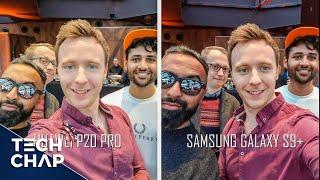Download Huawei P20 Pro vs Samsung Galaxy S9 Plus - Camera Review! | The Tech Chap Video