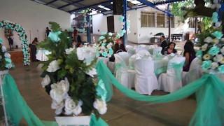 Download eventos el mana colegio torricelli color verde menta,fuente de chocolate. Video