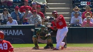 Download 3/28/17: Escobar and Maldonado homer in Angels' win Video