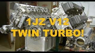 Download 1JZ V12 twin turbo - The coolest thing you'll ever see! Video