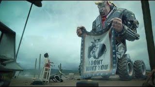 Download M.A.M.O.N. - Latinos VS. Donald Trump short film cortometraje Video