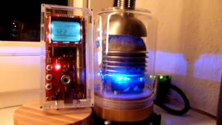 Download DIY Thorium Isotope Generator -24h after 1st filling some measuring Video