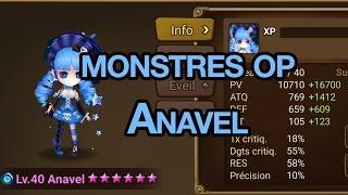 Download [ Summoners War ] Monstres OP : Anavel Video
