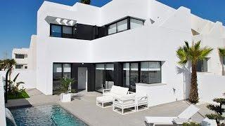 Download Villa with private pool in La Marina urbanization Video