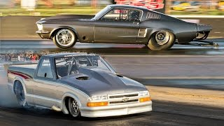Download Twin Turbo SHOWDOWN - Helleanor VS Larry Larson! Video