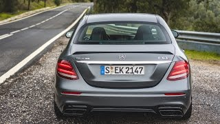 Download MERCEDES AMG-E63 S 2017 | PURE SOUND Video