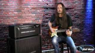 Download Reb Beach playing the Suhr PT-100 Custom Audio Amplifier Video