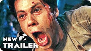 Download The Maze Runner 3 Final Trailer (2018) The Death Cure Video
