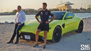 Download Daniel Ricciardo is Buying an Aston Martin Valkyrie! | EXPERIENCE Video