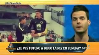 Download Hablan en España de Diego Lainez del America Video