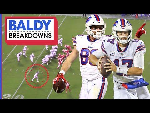 Breaking Down Josh Allen & the Bills Unstoppable Performance vs. the Chiefs | Baldy Breakdowns