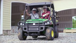 Download New John Deere Gator™ Utility Vehicles Video