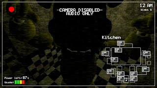 Download First footage of the kitchen camera in Five nights at freddys Video