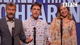Download Unlikely things to hear in a hospital   Mock The Week - BBC Video