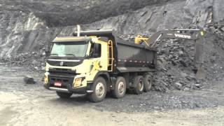 Download Teste Volvo FMX 500 8x4 Video