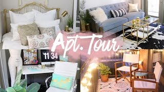 Download Apartment Tour 2016 | Modern Boho Style | RAVEN ELYSE Video