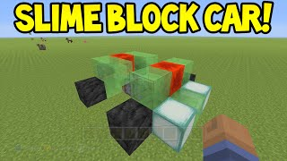 Download Minecraft (Xbox360/PS3) - TU31 Update! - SLIME BLOCK CAR! - Easy Tutorial Video