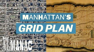Download Where Manhattan's grid plan came from Video
