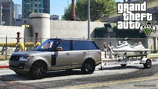 Download GTA 5 MOD #176 LET'S GO TO WORK (GTA 5 REAL LIFE MOD) HAULING Video