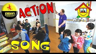 Download ACTION SONG - Clap Your Hands - Never played on Youtube- From Jordan's Language School Video