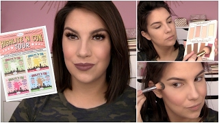 Download TheBalm Highlite 'N Contour Palette | HIT OR MISS? Video