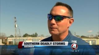 Download Deadly southern storms over the weekend Video