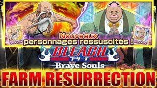 Download 🔴LIVE BLEACH BRAVE SOULS : Farm Yamamoto/Hachi Résurrection Video