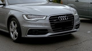 Download ► Audi's automatic driving in traffic jams Video