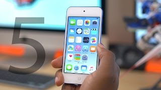 Download Top 5 Reasons to Buy the iPod Touch 6th Gen! Video