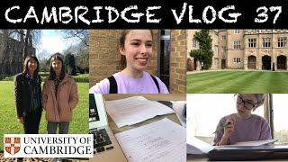 Download CAMBRIDGE VLOG 37: STUDYING, SOCIALISING, (BARELY) SLEEPING Video