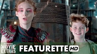 Download Pan (2015) Featurette - Reinventing a Classic Video
