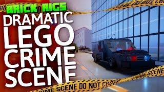 Download Brick Rigs | Dramatic LEGO Crime Scene! Video