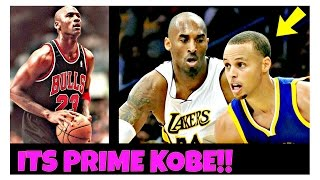 Download Why Kobe Bryant was more UNSTOPPABLE than Michael Jordan!! Video